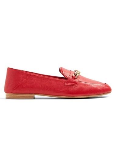 Aldo Loafer Ayakkabı Kırmızı